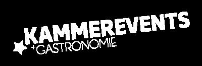 KammerEvents und Gastronomie Logo
